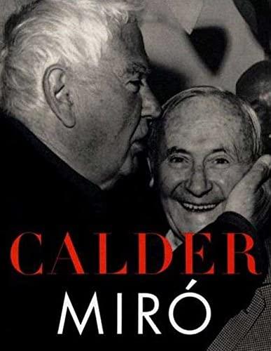 9780856676147: Calder/ Miro