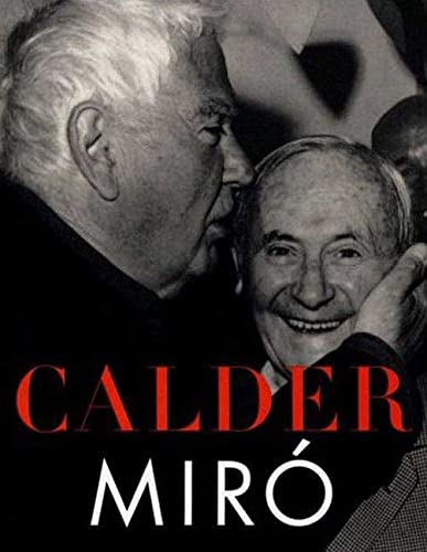 9780856676147: Calder/Miró