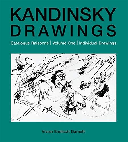 9780856676222: Kandinsky Drawings: Volume 1