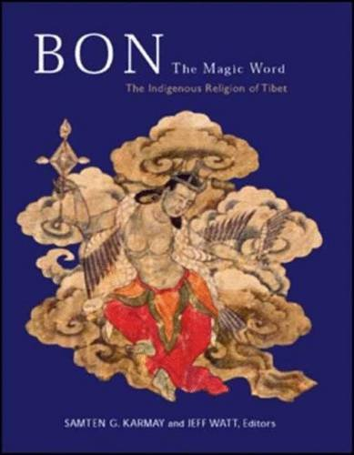 9780856676499: Bon - the Magic Word: The Indigenous Religion of Tibet