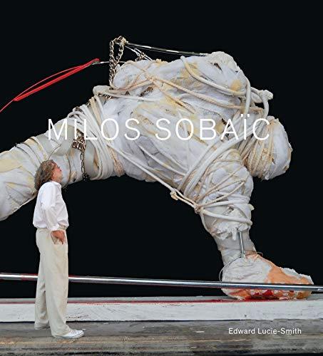 Milos Sobajic (Hardcover): Edward Lucie-Smith