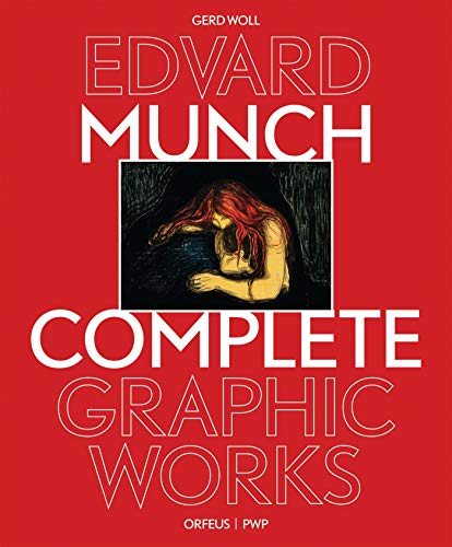 9780856676994: Edvard Munch: The Complete Graphic Works