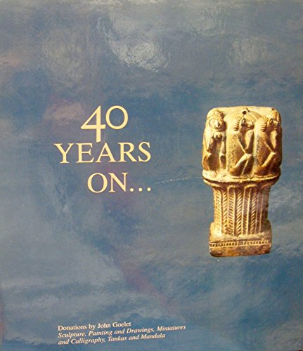 40 years on . Donations by John Goelet : Sculpture, Paintings and Drawings, Miniatures and ...