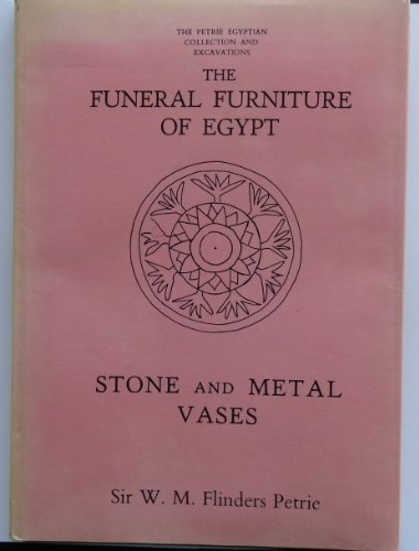 9780856680366: Funeral Furniture and Stone Vessels