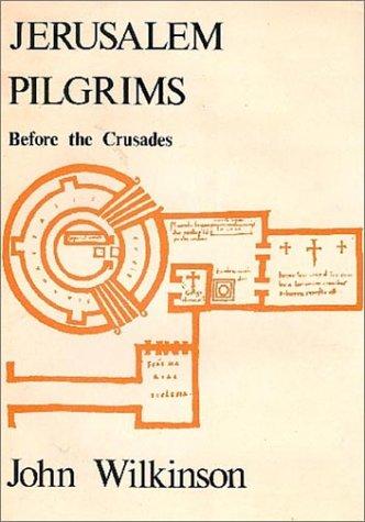 9780856680786: Jerusalem Pilgrims Before the Crusades