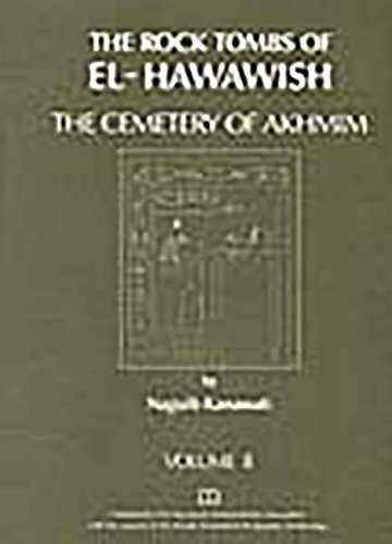 9780856682070: The Rock Tombs of El-Hawawish 2