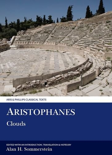9780856682100: Aristophanes: Clouds (Classical Texts)