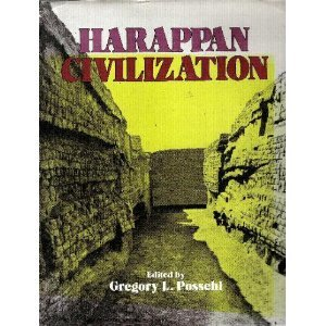 9780856682117: The Harappan Civilization: A Contemporary Perspective