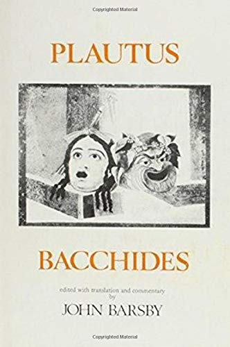 9780856682261: Plautus: Bacchides (Aris and Phillips Classical Texts)