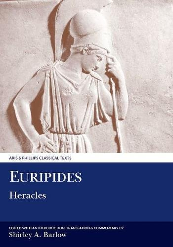 9780856682339: Euripides: Heracles (Aris and Phillips Classical Texts)