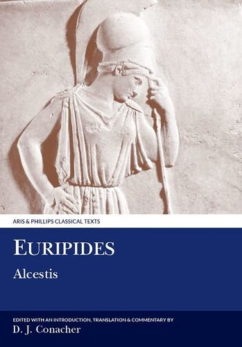 9780856682353: Euripides: Alcestis (Aris and Phillips Classical Texts)