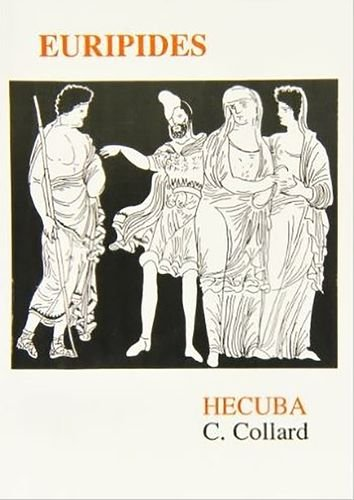 9780856682377: Euripides: Hecuba (Aris and Phillips Classical Texts)