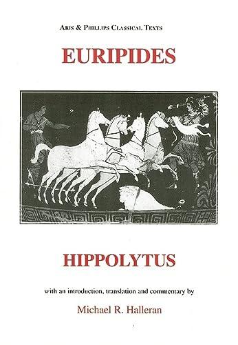 9780856682414: Euripides: Hippolytus (Aris and Phillips Classical Texts)