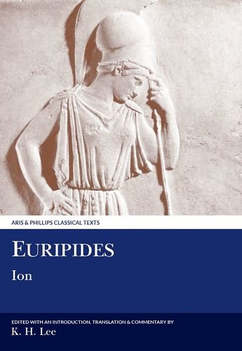 9780856682452: Euripides: Ion (Aris and Phillips Classical Texts)
