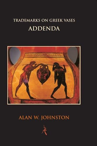 9780856682599: Trademarks on Greek Vases: Addenda (Aris and Phillips Classical Texts)