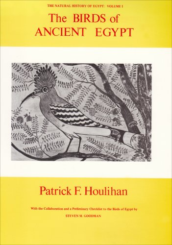 9780856682834: The Birds of Ancient Egypt