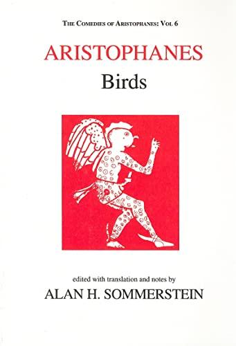 9780856682889: Aristophanes: Birds (Classical Texts)