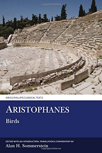 9780856682889: Aristophanes: Birds (Aris and Phillips Classical Texts)