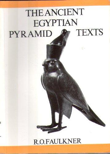 9780856682971: The Ancient Egyptian Pyramid Texts (Egyptology)