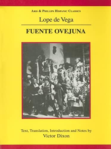 9780856683282: Lope de Vega: Fuente Ovejuna (Hispanic Classics)