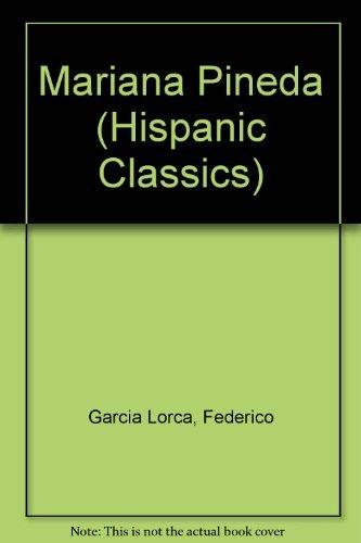 9780856683336: Mariana Pineda (Hispanic Classics)