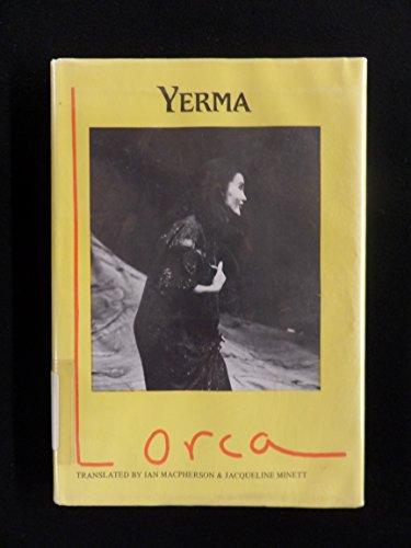 9780856683374: Yerma (Hispanic Classics)