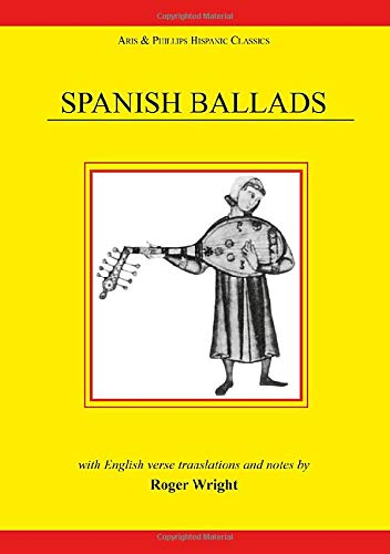 9780856683404: Spanish Ballads (Hispanic Classics) (Aris & Phillips Hispanic Classics)