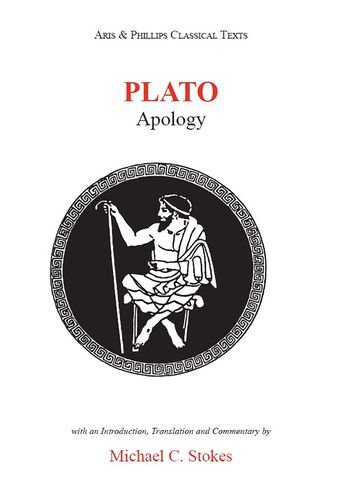 9780856683725: Plato: Apology (Aris and Phillips Classical Texts)