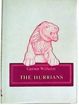 9780856684425: The Hurrians (Ancient Near East Series)