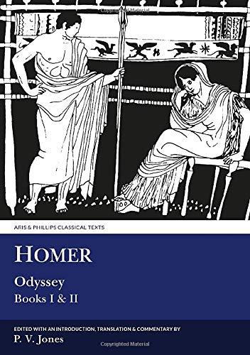 9780856684708: The Odyssey (2 Volume Set)