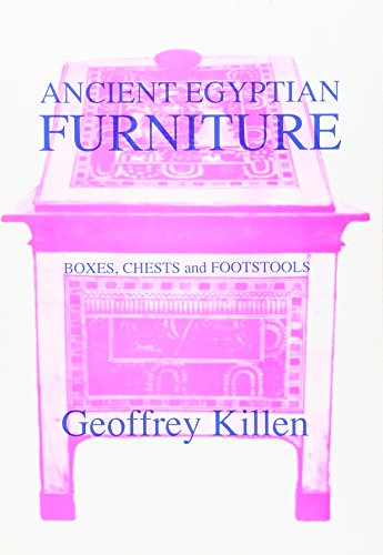 9780856685118: 2: Ancient Egyptian Furniture: Boxes, Chests and Footstools v. 2 (Egyptology)