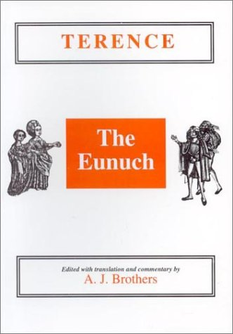 9780856685132: Terence: The Eunuch (Aris and Phillips Classical Texts)