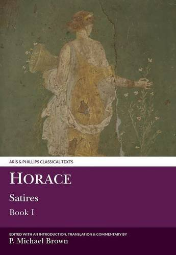 9780856685309: Horace: Satires I