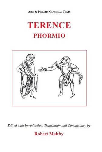 9780856686061: Terence: Phormio (Aris and Phillips Classical Texts)