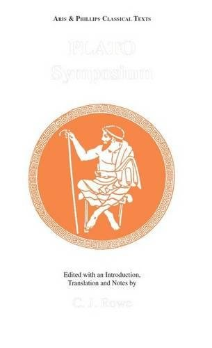 9780856686153: Plato: Symposium (Aris and Phillips Classical Texts)