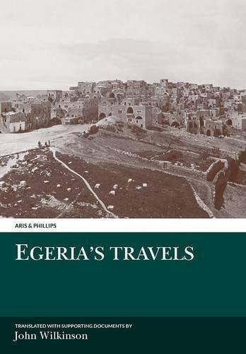 9780856687105: Egeria's Travels
