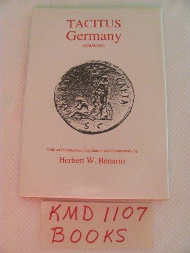 9780856687167: Tacitus: Germania (Classical Texts) (Ancient Greek Edition)