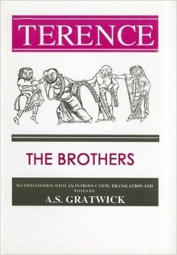 9780856687235: Terence: The Brothers (Aris and Phillips Classical Texts)