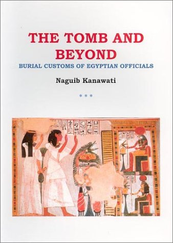 9780856687341: The Tomb and Beyond: Burial Customs of the Egyptian Officials (Egyptology) (Egyptology S)