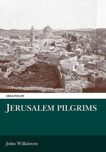 9780856687464: Jerusalem Pilgrims Before the Crusades (Middle East Studies)