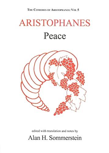 9780856687853: Aristophanes: Peace