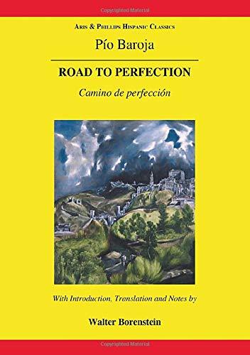 9780856687969: Baroja: The Road to Perfection (Hispanic Classics)