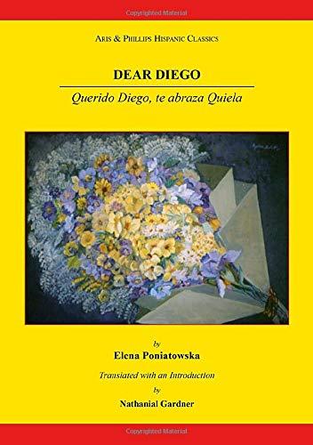 9780856688805: Dear Diego (Aris & Phillips Hispanic Classics)
