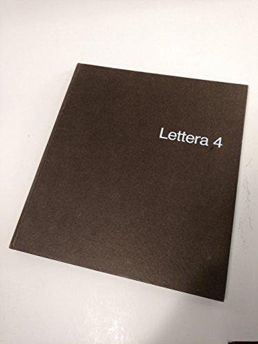9780856700002: Lettera: No. 4: Fine Lettering