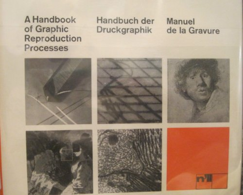 9780856700750: Handbook of Graphic Reproduction Processes