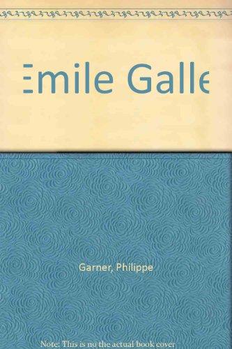 9780856701290: Emile Galle