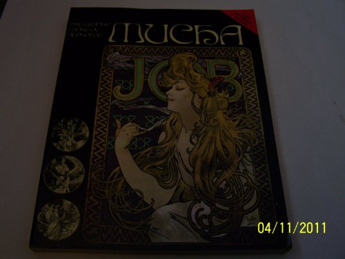 The Graphic Work of Aphonse Mucha: Alphonse Mucha; Editor-Jiri