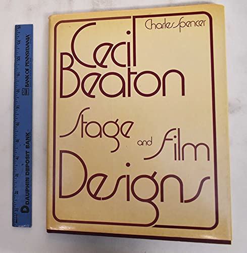 9780856701542: Cecil Beaton Stage and Film Designs