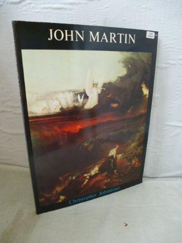 John Martin: Johnstone, Christopher