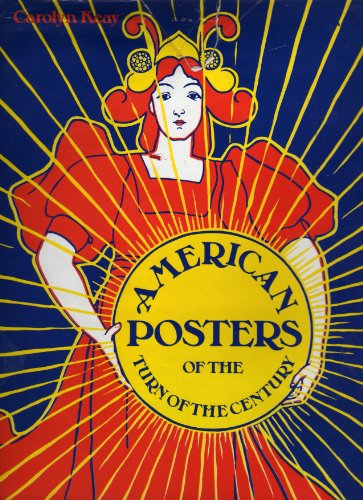 9780856702075: American Posters of the Turn of the Century